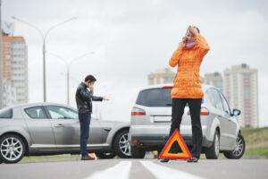 Dallas auto accident