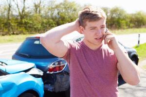 Underinsured auto accident in Dallas