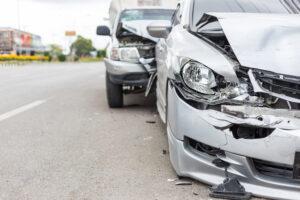 Brake failure accident in Texas